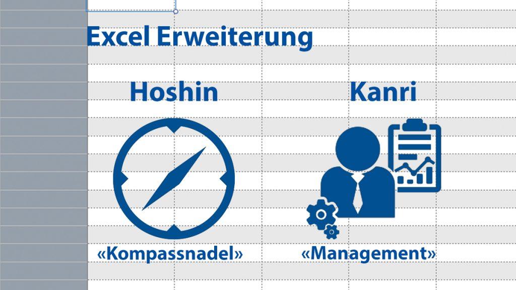 Hoshin Kanri Excel Erweiterung