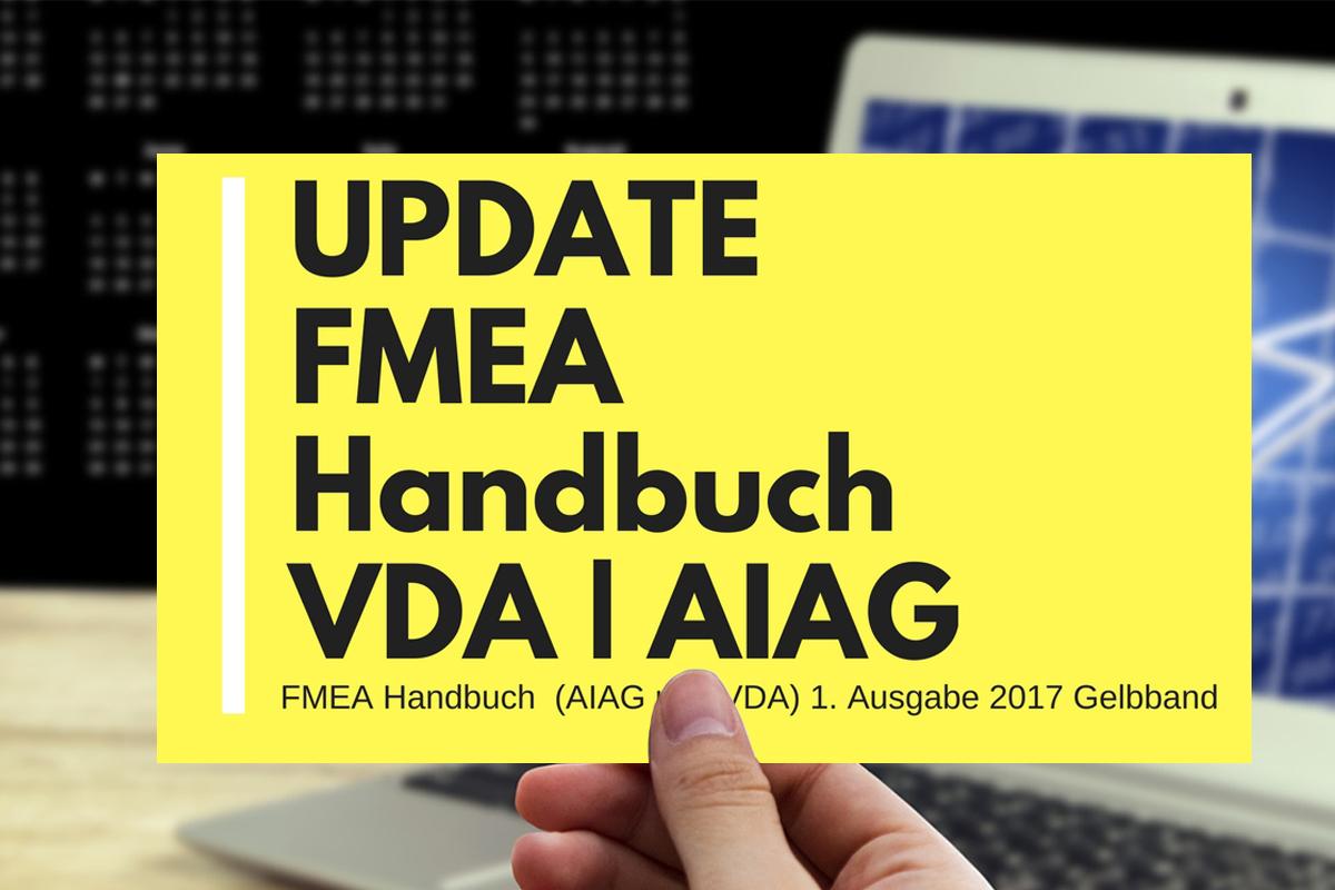 FMEA Harmonisierung Gelbband