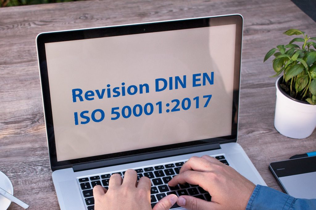Revision ISO 50001 2017