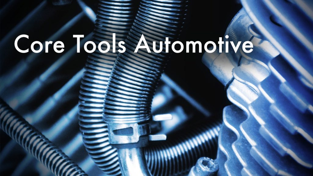 Core Tools Automotive