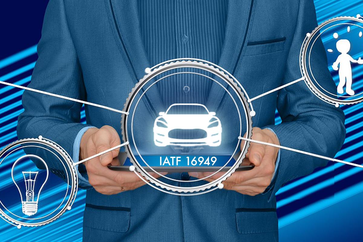 IATF 16949 Norm