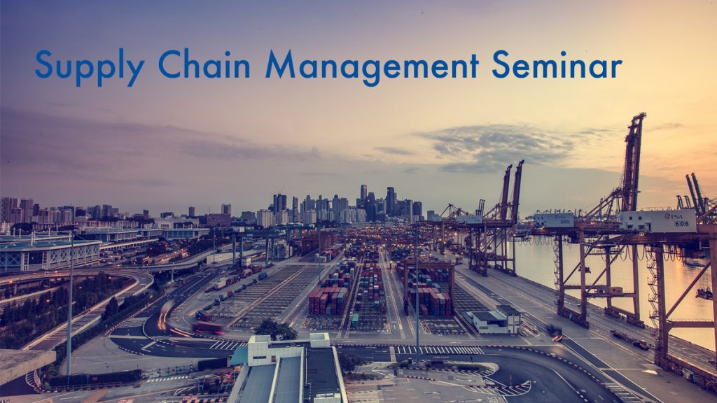 Supply Chain Management Seminar