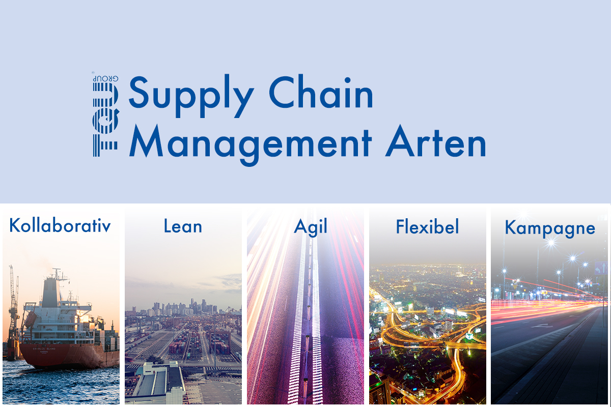 Supply Chain Management Arten