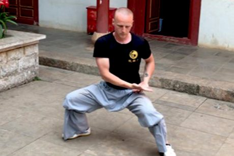 Ma Bu Shaolin Kung-fu