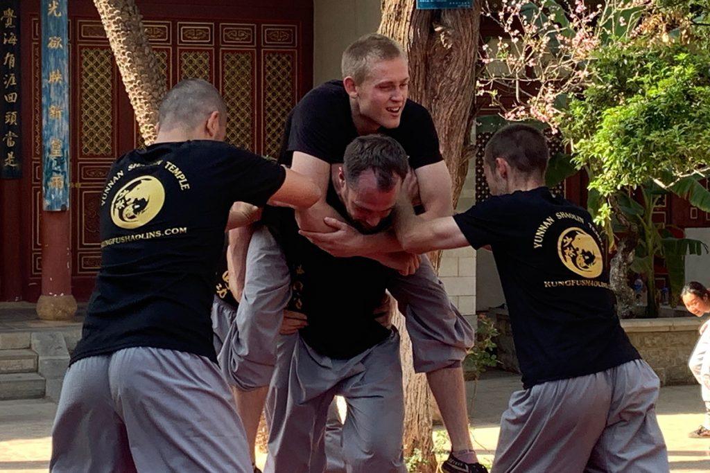 Powertraining Shaolin Kung-Fu